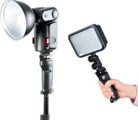 Godox FG-40 Flash Speedlite Hotshoe Light Stand Grip Handle For AD180 AD360