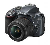 Nikon D3300 18-55 VR II + Metz 26 AF-1 flash
