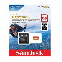 SanDisk Extreme microSDHC UHS-I 32 GB 90MB/s U3 4K Video