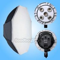 Godox TL-5 sa Led sijalicama 12W i Octagonal soft box 95mm