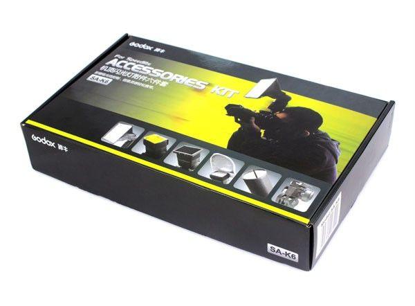 Godox Speedlite Accessories kit SA-K6