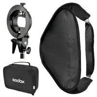 Godox Handy Speedlite Soft Box SFGV-G6060 with grid sa S-Type mount i torbom