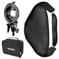 Godox Handy Speedlite Soft Box SFGV-G6060 with grid sa S-Type mount i torbom