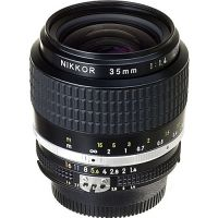 Nikon  NIKKOR 35mm f/1.4 Lens AIS Manual Focus Lens