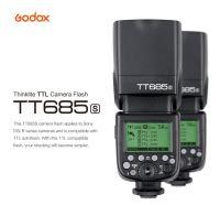 Godox TT685s E-TTL Camera Flash  for Sony