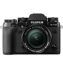 Fuji X-T2+XF18-55mm/2,8-4 R LM OIS