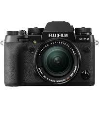 Fuji X-T2 18-55mm