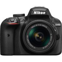 Nikon D3400 AF-P 18-55 VR