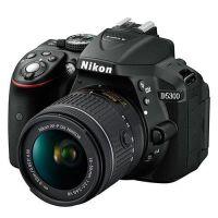 Nikon D5300  AF-P  18-55 VR