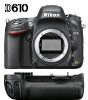 Nikon D610 telo + MB-D14 grip
