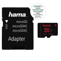 Hama Micro SD 16GB 80Mb/s