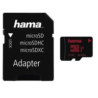 Hama Micro SD 32GB 80Mb/s