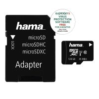 Hama Micro SD 128GB 45Mb/s