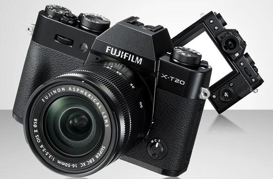 Fujifilm X-T20 sa 16-50mm f/3.5-5.6