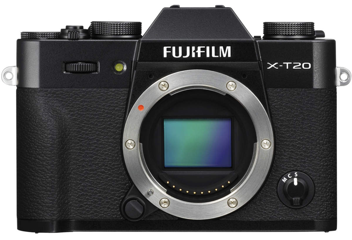 Fujifilm X-T20 telo