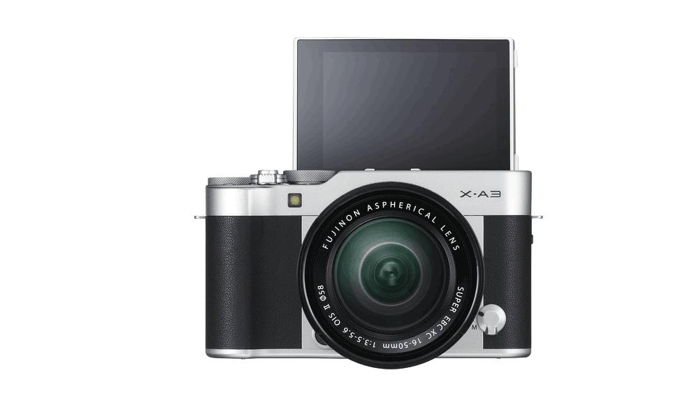 Fujifilm X-A3 sa 16-50mm II fujinon