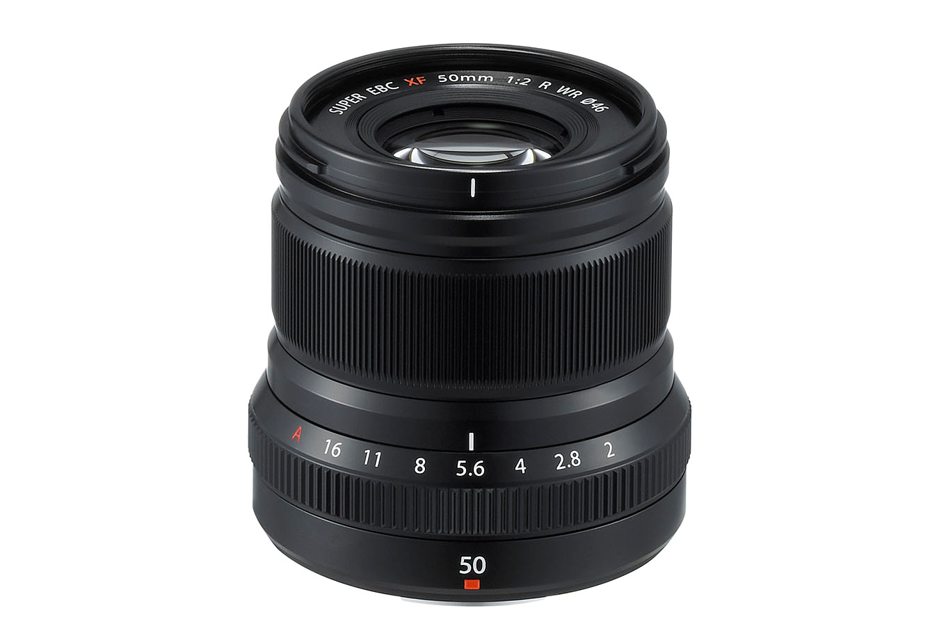 Fujifilm XF50mm f/2 R WR fixed