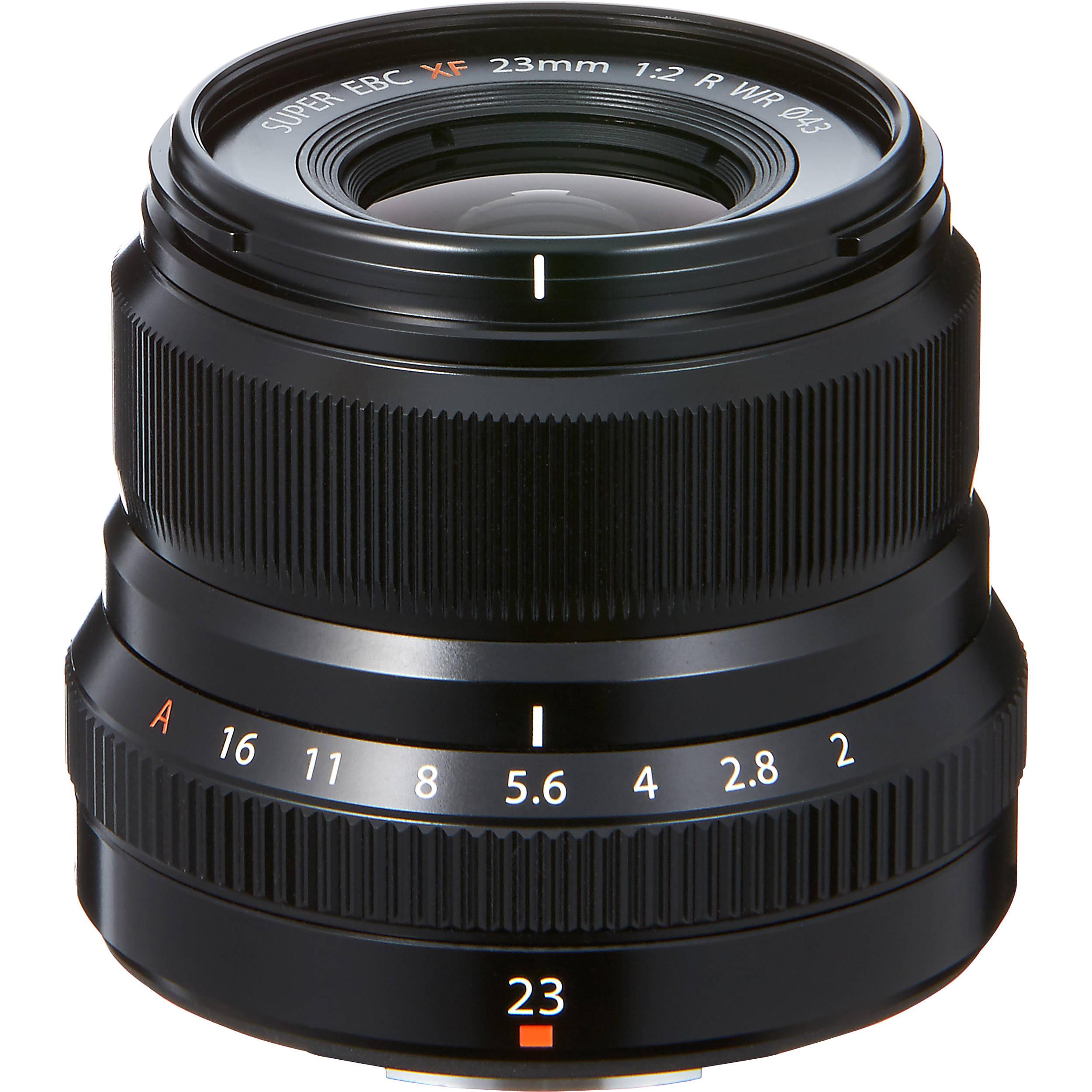 Fujifilm Fujinon XF23mm F2 R WR