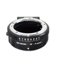 Metabones Nikon G na Fujifilm X mount