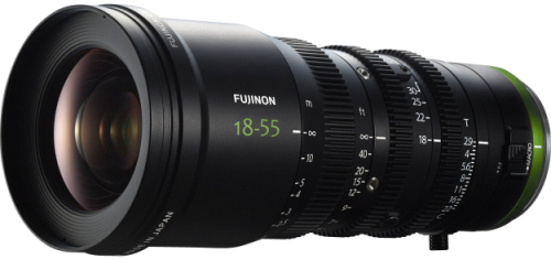 Fuji Fujinon MK 18-55mm T2.9