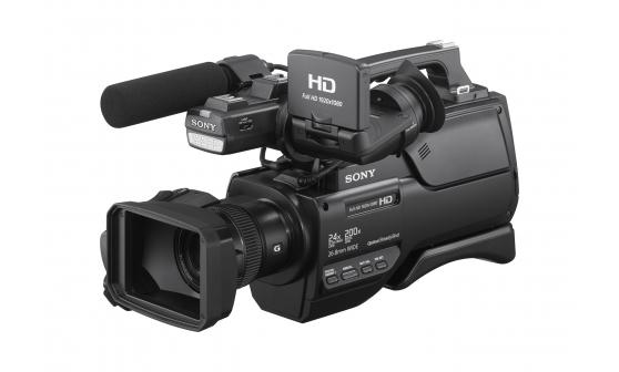 Sony HXR-MC2500 sa profi torbom