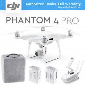 DJI Phantom 4 Pro ( RC bez displeja) + 2 dodatne baterije