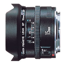 Canon 15mm f/2.8 Fisheye USM