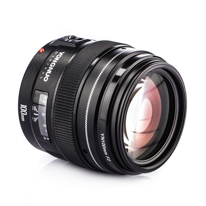 Yongnuo YN100mm f/2 AF Canon EF