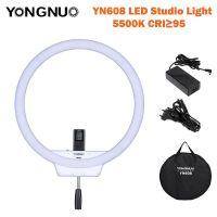 Yongnuo YN608 Ring LED Light 5500K sa ac adapterom i strujnim kablom