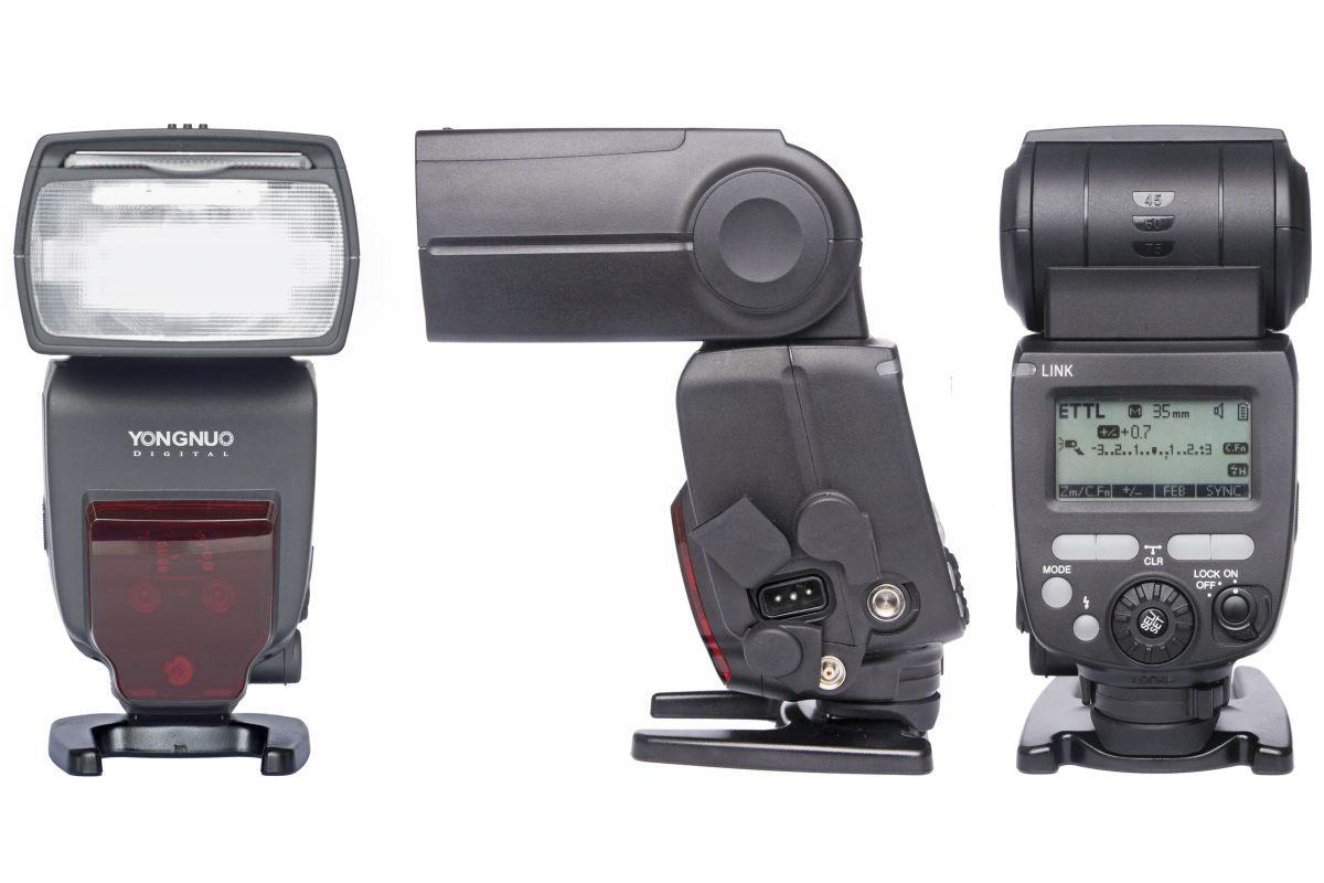 Yongnuo YN685 Wireless TTL Speedlite for Canon or Nikon
