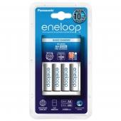 Panasonic ENELOOP BQ-CC51E punjač sa 4 bat. ENELOOP