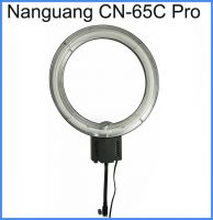 Nanguang NG 65C Pro Ring fluorescent light with dimmer