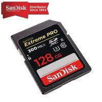 SanDisk Extreme Pro SDXC UHS-II 128GB  300 MB/s  U3
