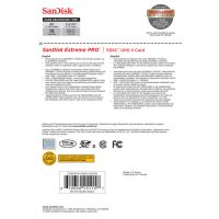 SanDisk SDXC 128GB Extreme Pro 300MB/s U3 UHS-II  (SDSDXPK-128G)