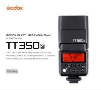 Godox TT350 S za Sony