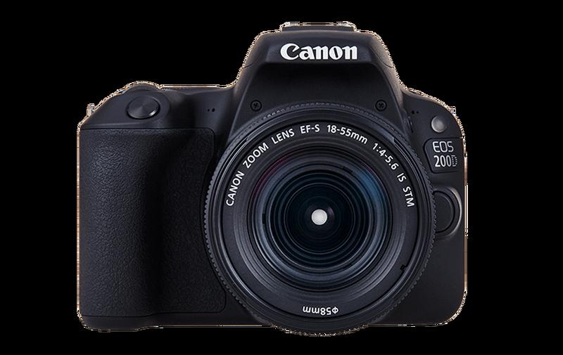 Canon EOS 200D sa 18-55 IS STM f/3,5-5,6
