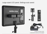 Godox LED P260C Bi-Color LED Light Panel