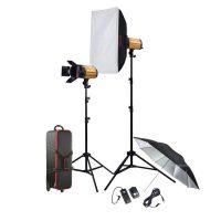 Godox 300SDI-E smart studio kit komplet sa 2 glave i opremom
