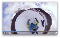 GoPro Fusion 360 kamera