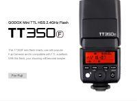 Godox TT350F blic za Fujifilm