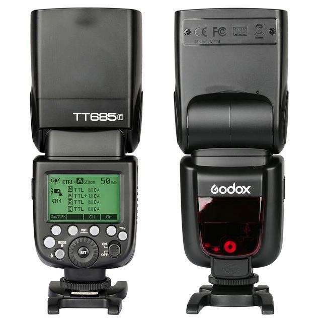 Godox TT685f TTL blic za fujifilm fotoaparate