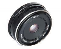 Meike 28mm f2,8 za E-mount i Fuji FX