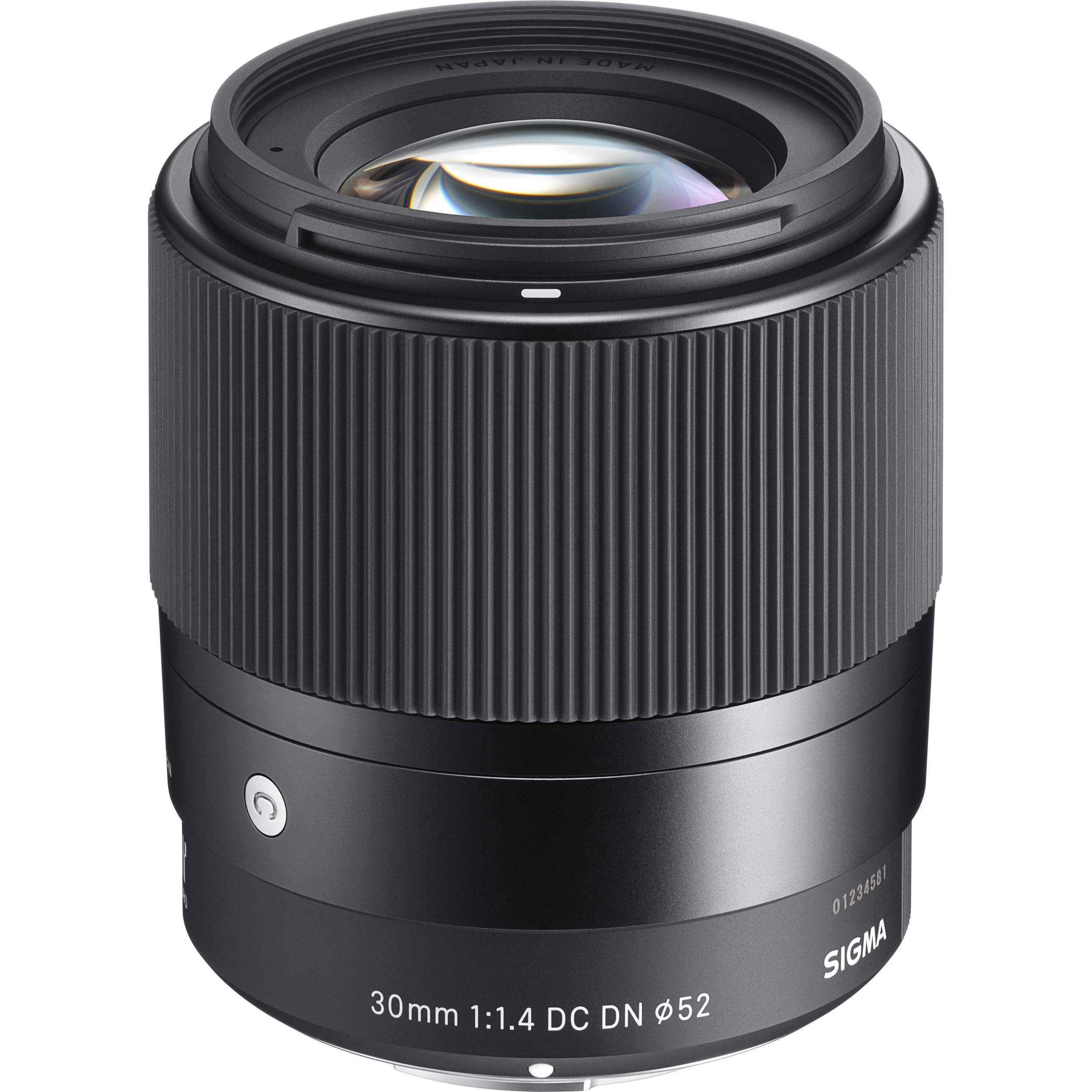 Sigma 30mm f/1.4 DC DN Contemporary Lens Sony E MFT M4/3