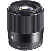 Sigma 30mm f/1.4 DC DN Contemporary Sony E-Mount / MFT * 5 godina garancija *