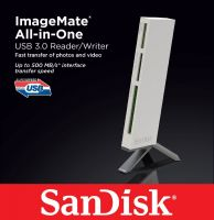 SanDisk ImageMate All-in-One USB 3.0 Reader / Writer