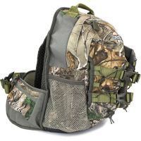 Vanguard Pioneer 1000RT Bow Hunting Sling Pack (16L, Realtree Xtra)