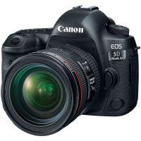 Canon EOS 5D Mark IV DSLR sa 24-70mm f/4L