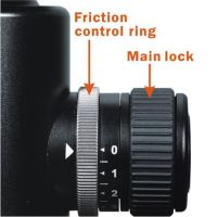 Vanguard ABH-340K Ball Head with Quick Release & Combination-Friction Forces Control (CFFC),