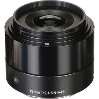 Sigma 19mm f/2.8 DN ART Sony E-mount / MFT * 5 godina garancija *