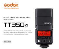 Godox TT350 C za Canon